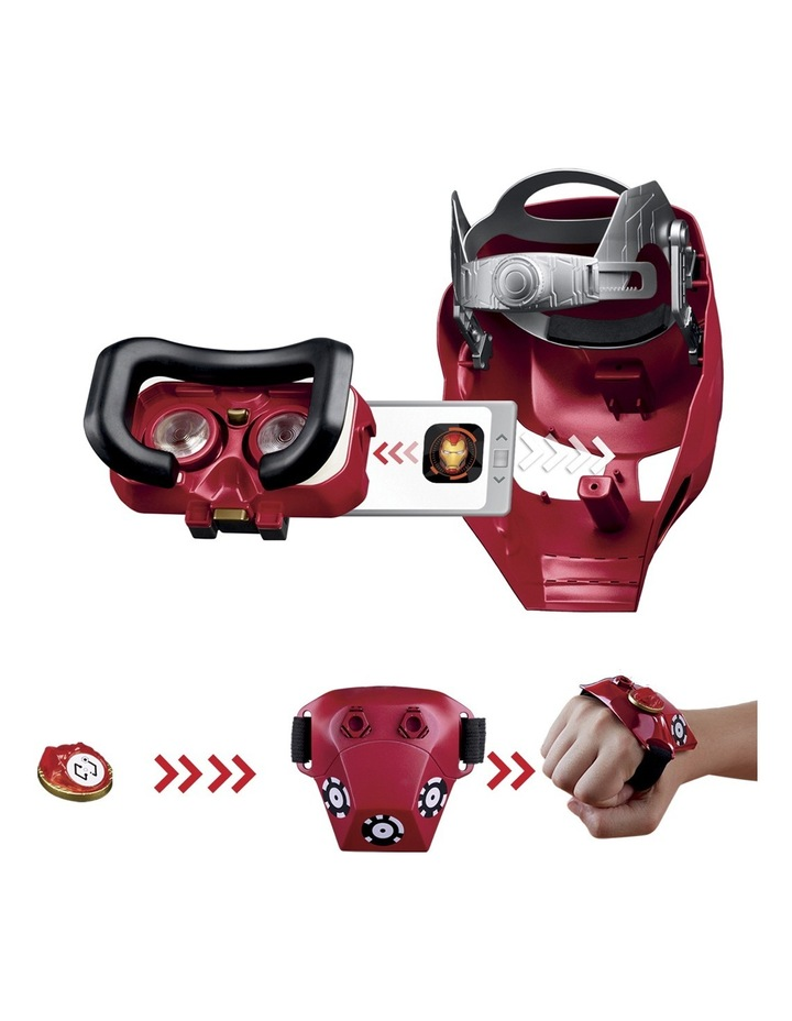 Iron Man Hero Vision Mask image 2