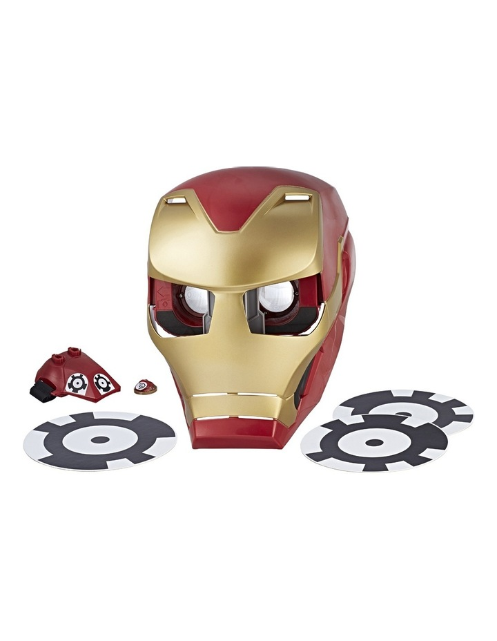 Iron Man Hero Vision Mask image 3