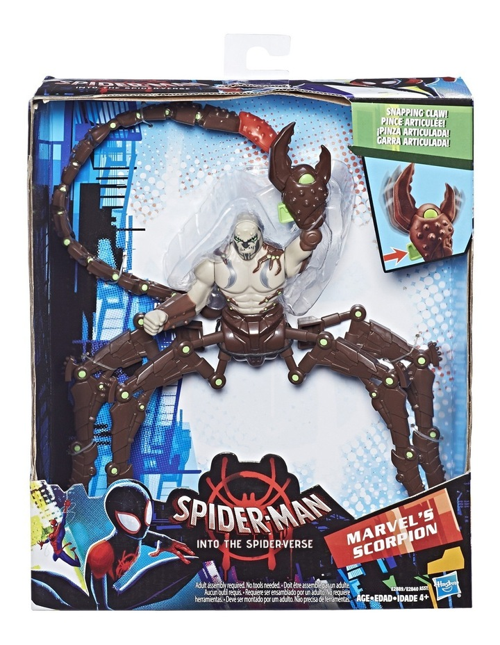 Spiderman Movie Deluxe Figure Assorted image 2