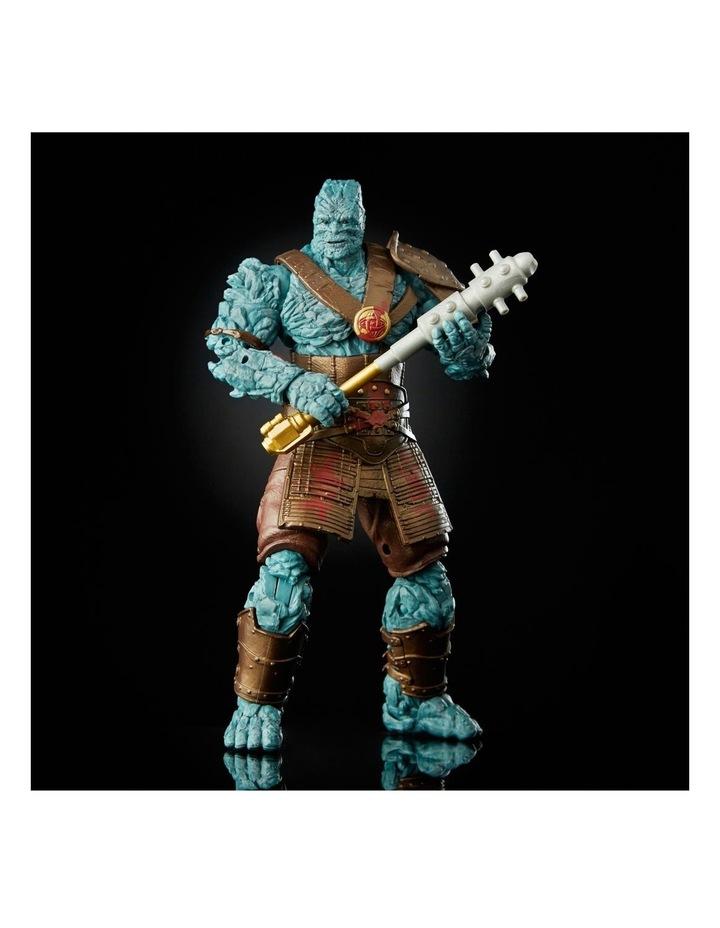 "Thor Ragnarok Legends Series - Grandmaster & Korg 6"" Action Figures 2 Pack image 4"