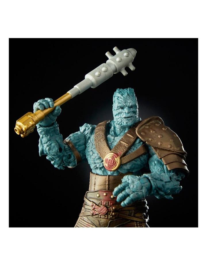 "Thor Ragnarok Legends Series - Grandmaster & Korg 6"" Action Figures 2 Pack image 5"