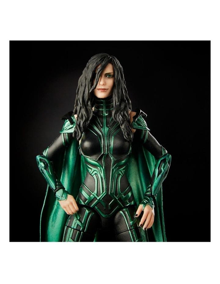 """Legend Series Thor Ragnarok - Skurge & Marvel's Hela 6"""" Action Figures 2 Pack image 4"""