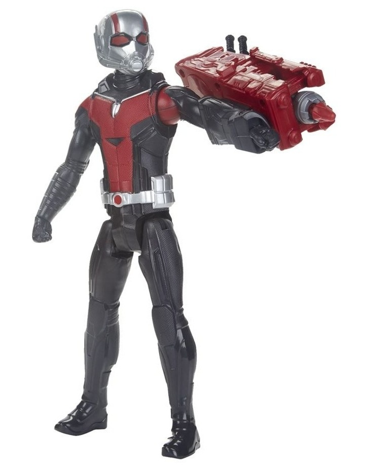 "Avengers Endgame - Ant Man 12"" Action Figure - Titan Power Hero Series FX - Sounds & Phrases image 4"