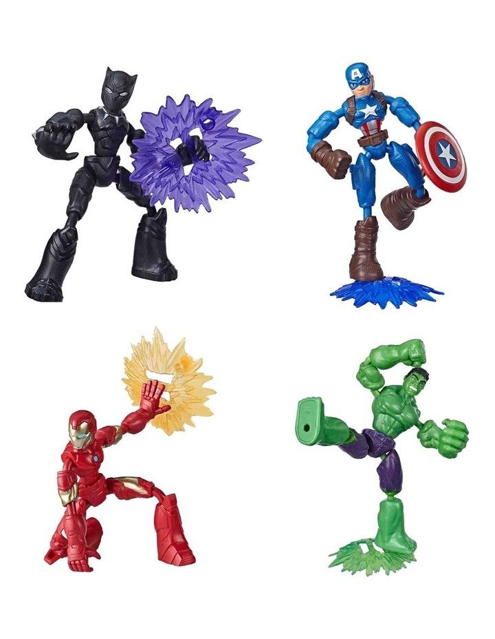 """Avengers Bend & Flex 6"""" Action Figures Assortment image 1"""