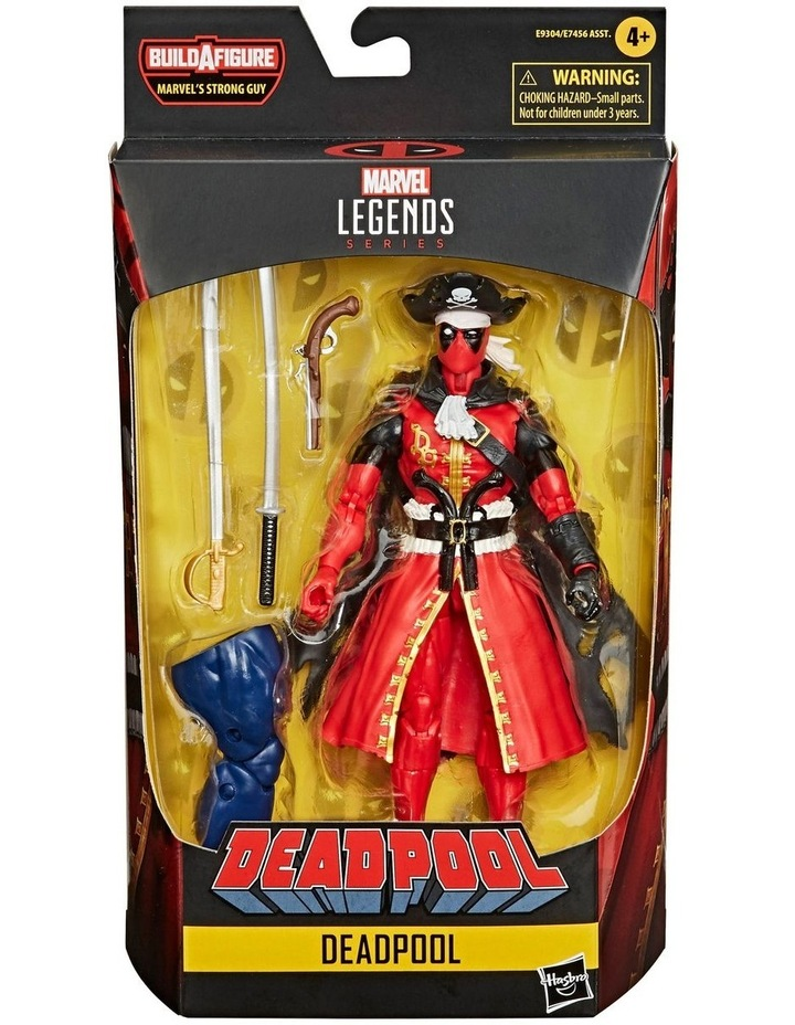 Legends Series 6-inch Collectible Action Figure Toys Deadpool Collection image 1