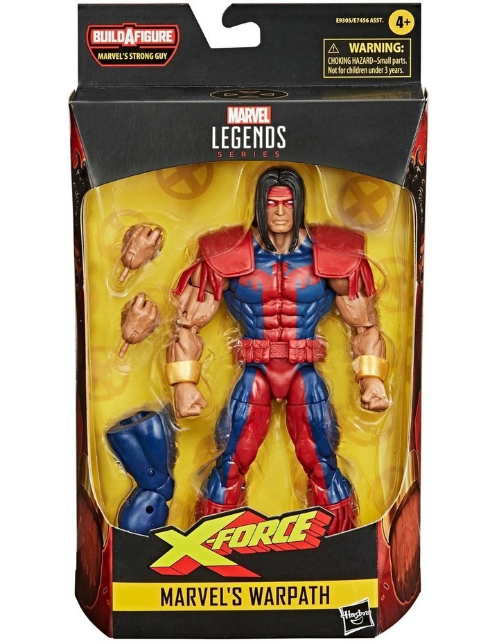 Legends Series 6-inch Collectible Action Figure Toys Deadpool Collection image 2