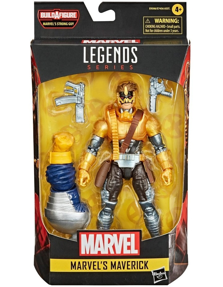 Legends Series 6-inch Collectible Action Figure Toys Deadpool Collection image 3