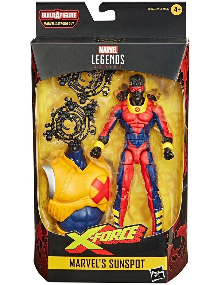 Legends Series 6-inch Collectible Action Figure Toys Deadpool Collection image 4
