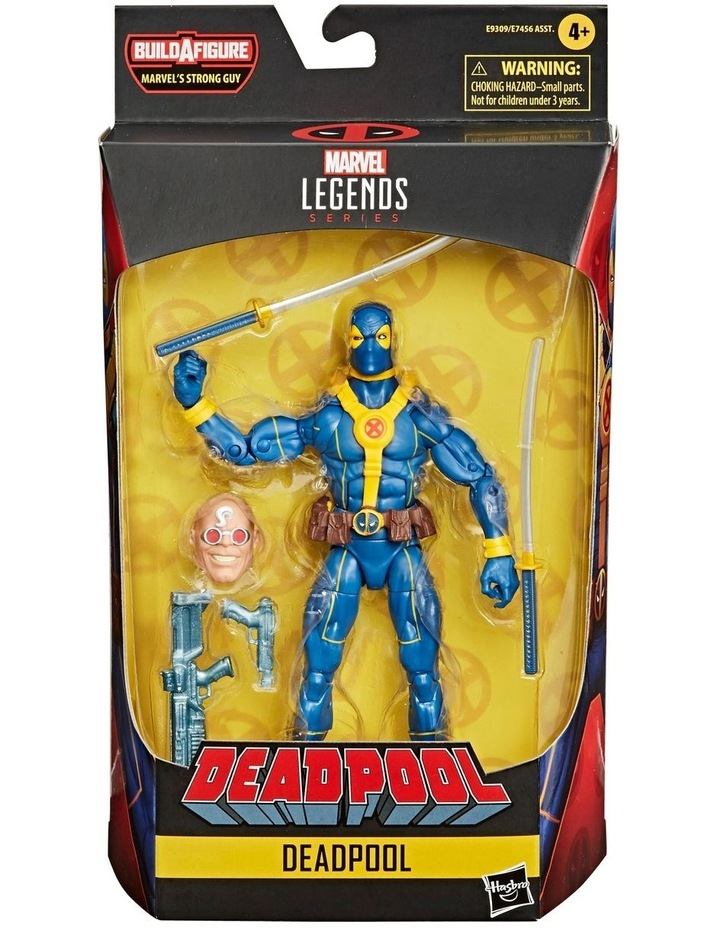 Legends Series 6-inch Collectible Action Figure Toys Deadpool Collection image 6
