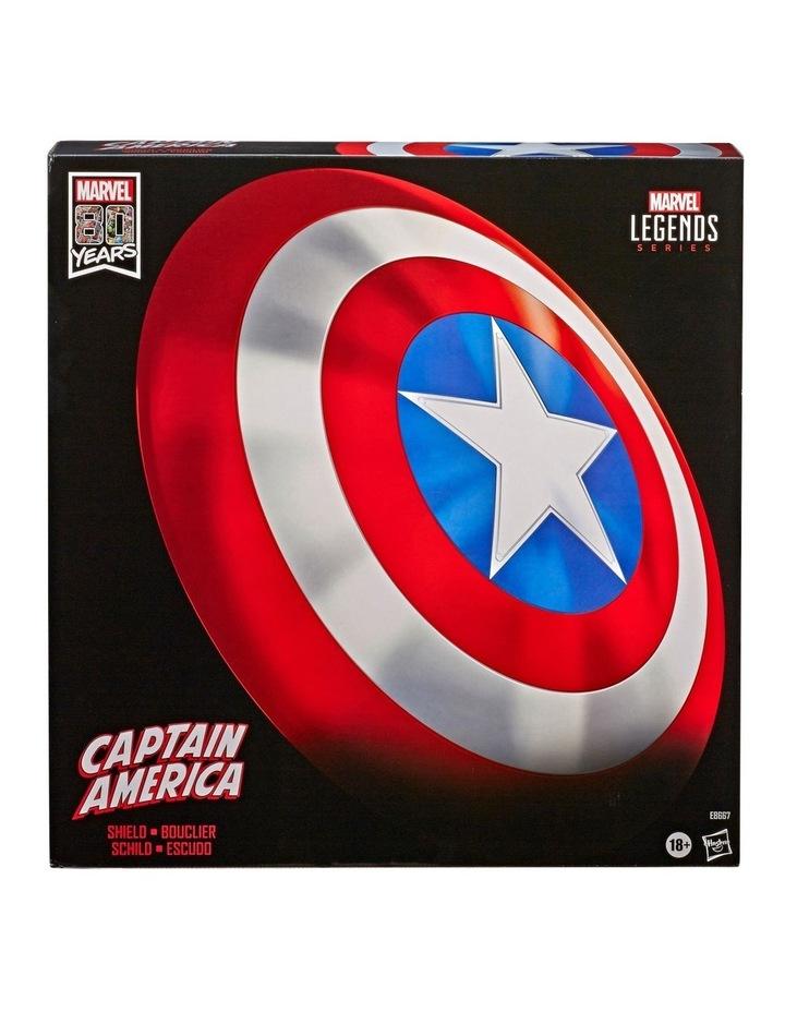 Hasbro Marvel Legends Series Captain America Classic Shield image 1