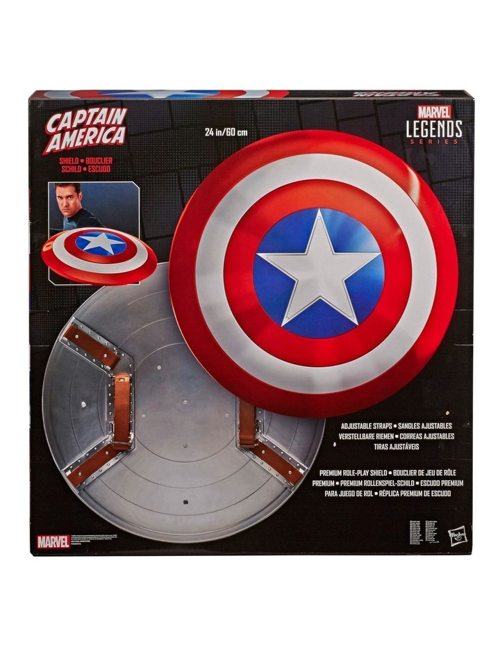 Hasbro Marvel Legends Series Captain America Classic Shield image 2