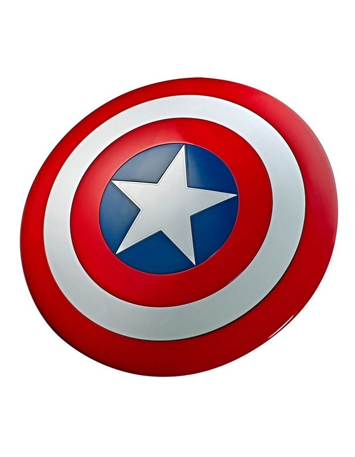 Hasbro Marvel Legends Series Captain America Classic Shield image 3