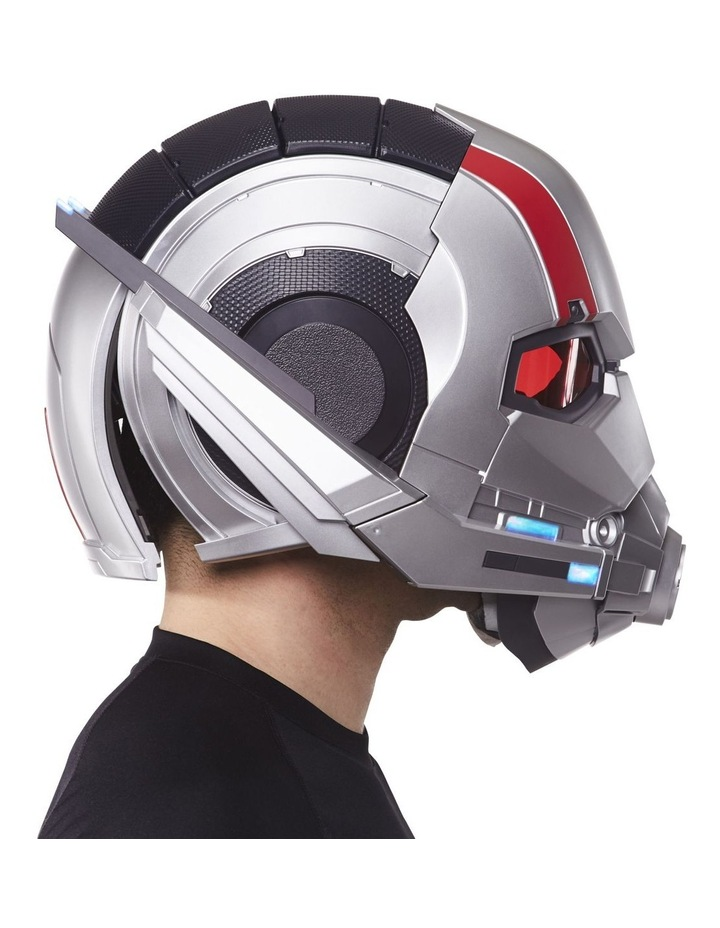 Legends Series Ant-Man Roleplay Premium Collector Movie Electronic Helmet with LED Light FX image 4