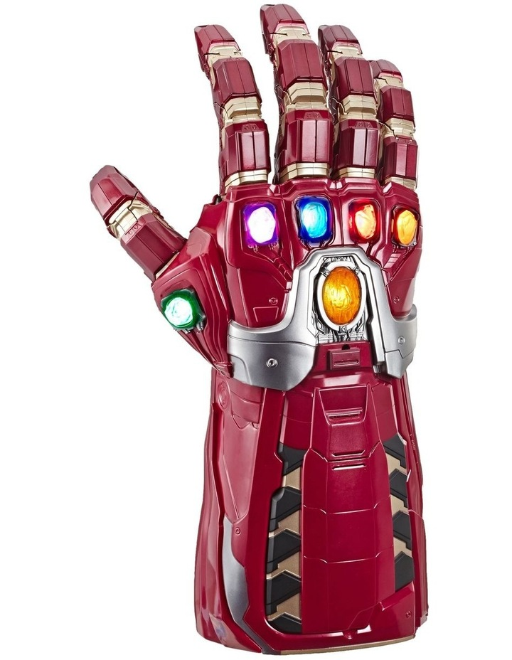 Legends Series Avengers: Endgame Power Gauntlet Articulated Electronic Fist image 1