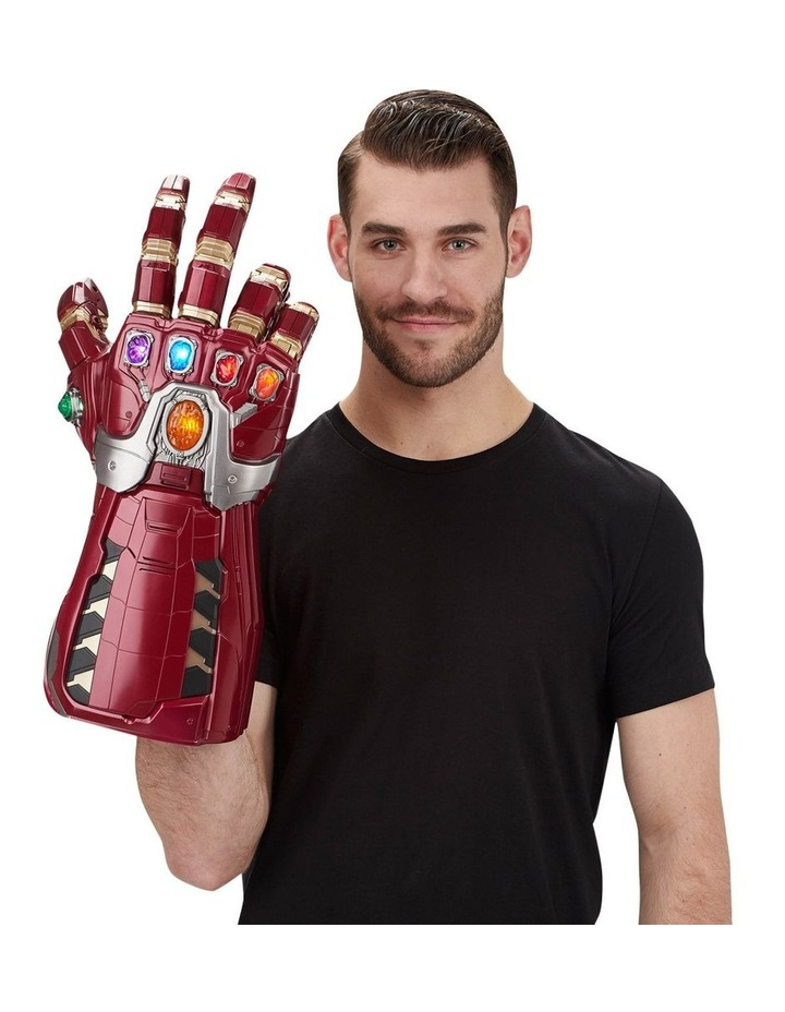 Legends Series Avengers: Endgame Power Gauntlet Articulated Electronic Fist image 4
