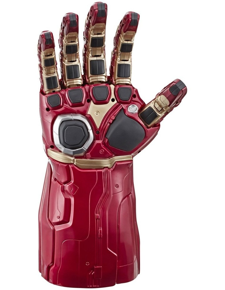 Legends Series Avengers: Endgame Power Gauntlet Articulated Electronic Fist image 6