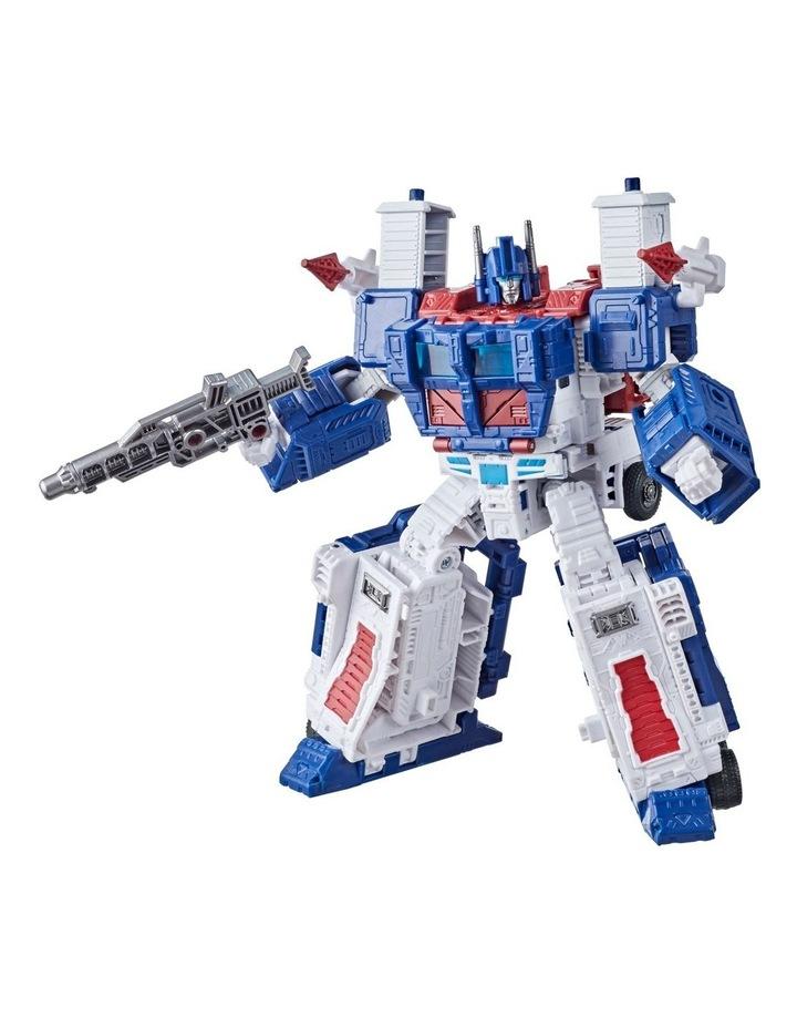 Transformers Generations War for Cybertron: Kingdom Leader Class Assortment image 3