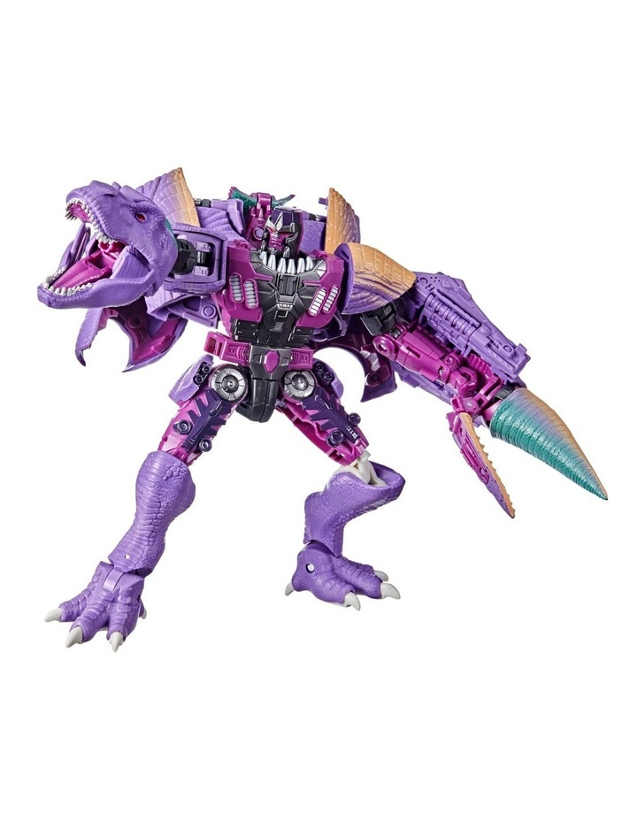 Transformers Generations War for Cybertron: Kingdom Leader Class Assortment image 4