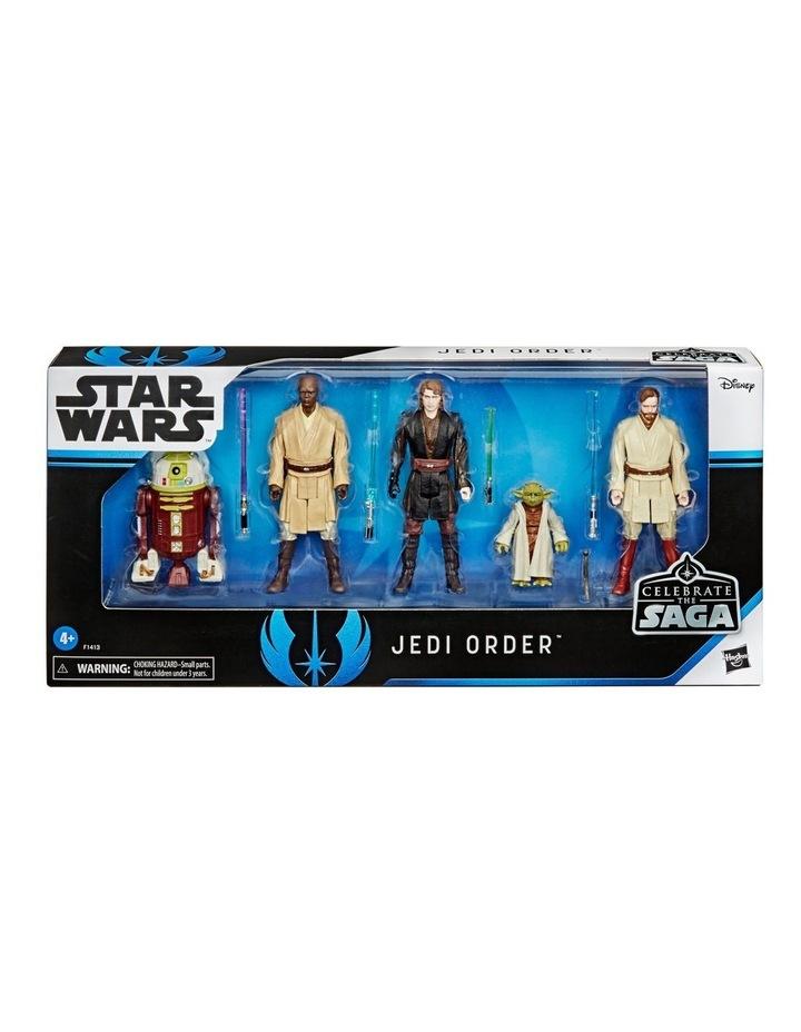 Star Wars Celebrate the Saga Jedi Order image 1
