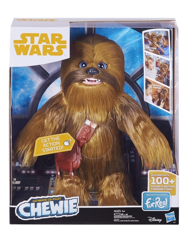 Ultimate Co Pilot Chewie image 1