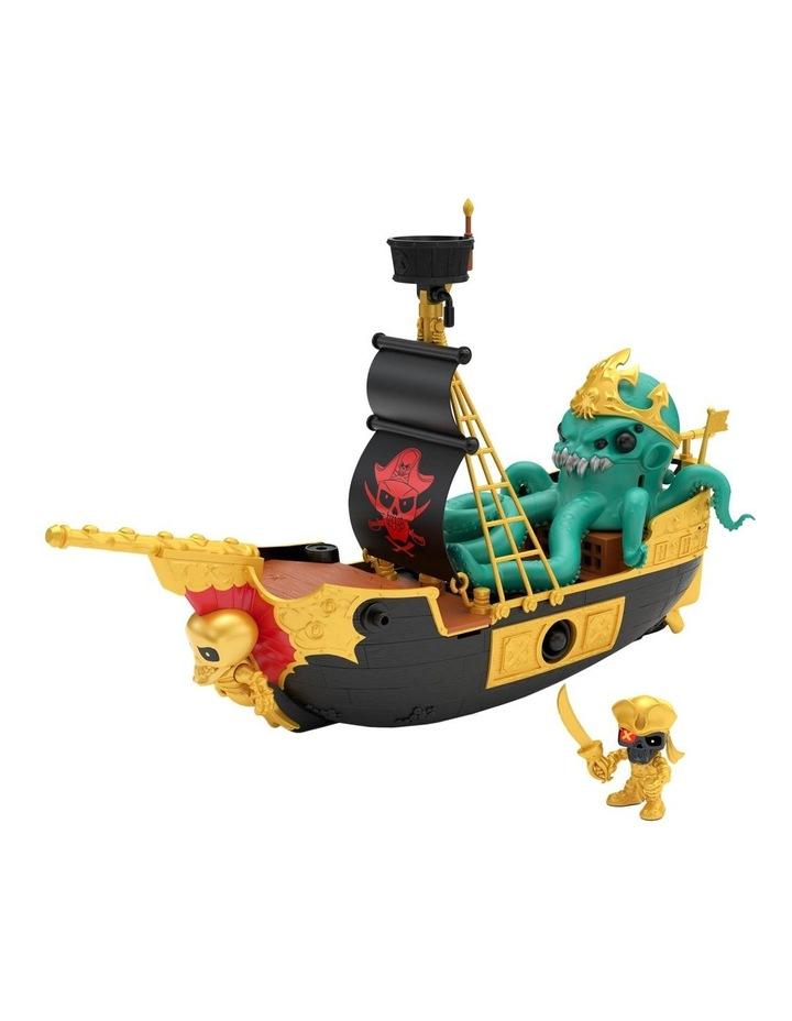 Sunken Gold Treasure Ship Playset image 2