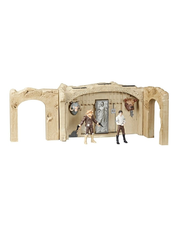 Star Wars The Vintage Collection Jabbas Palace Adventure Set Playset image 2