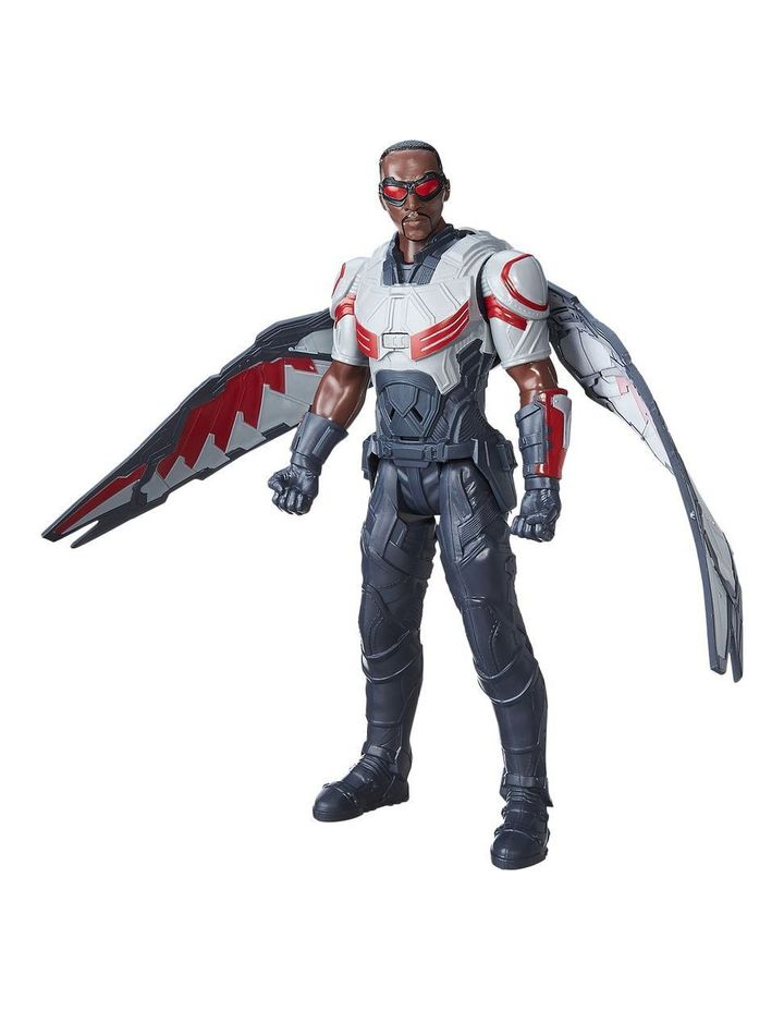 Civil War FALCON Electronic Titan Hero image 2