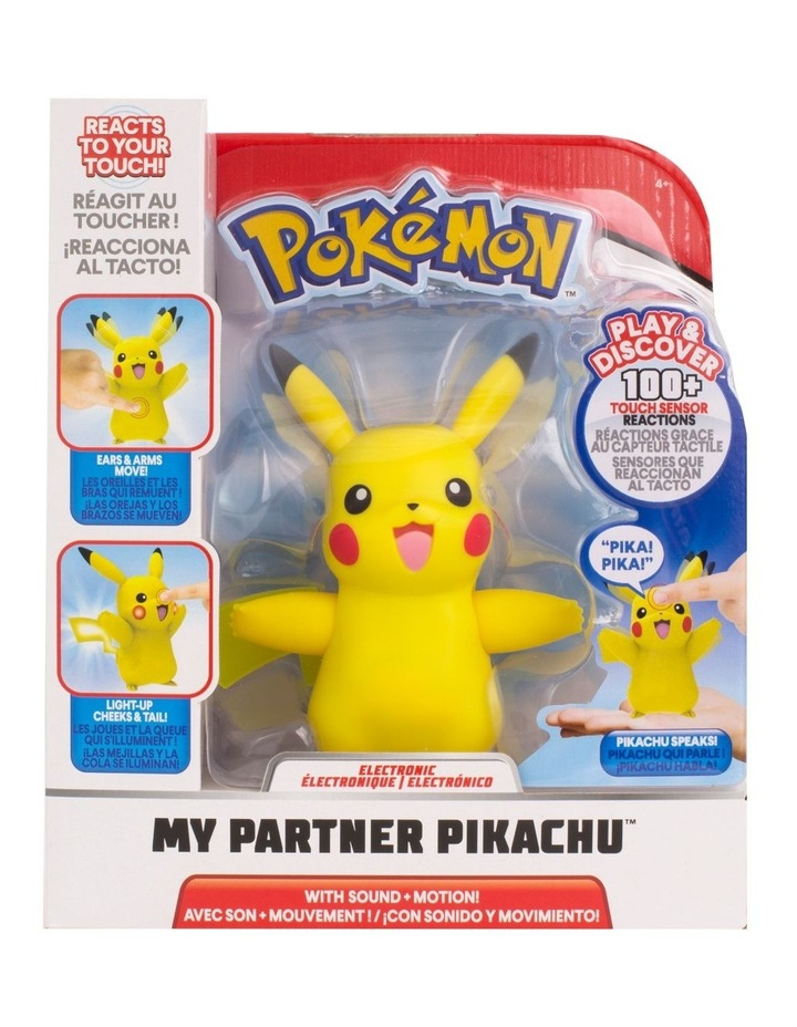 My Partner Pokemon Assortment image 1