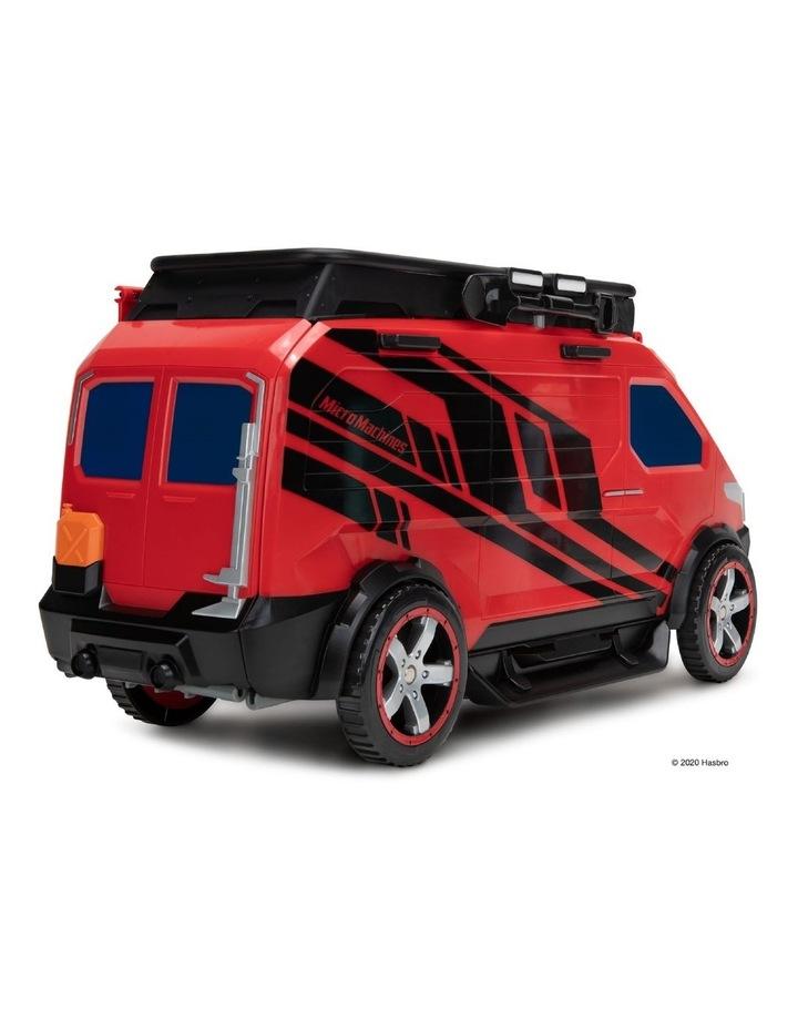Micro Machines Super Van City Playset image 3