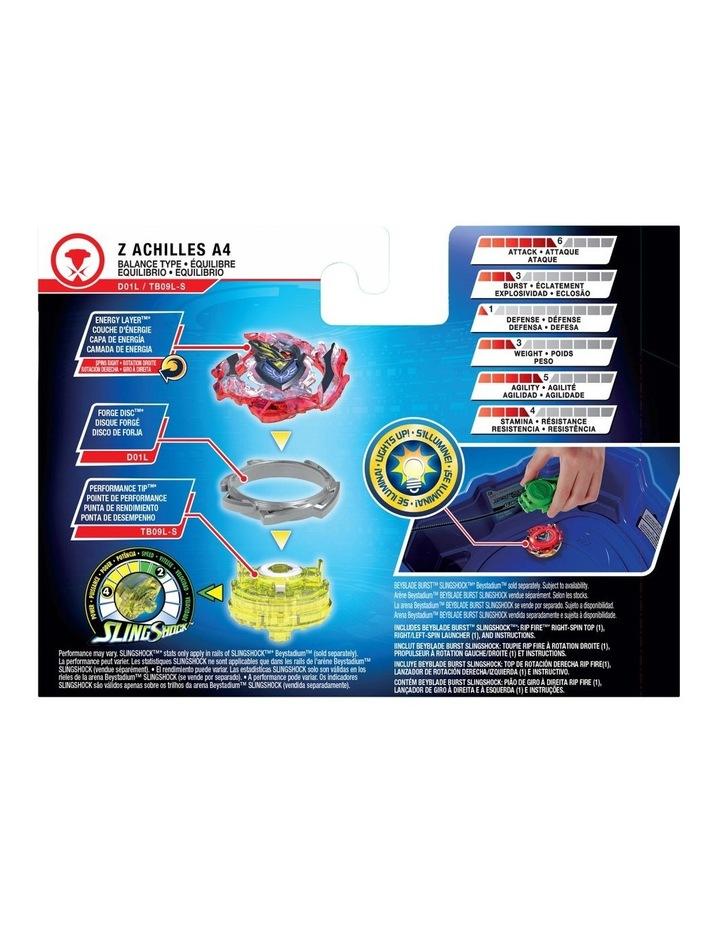 SlingShock Rip Fire Starter Pack Battling Light Up Top - Assortment image 2