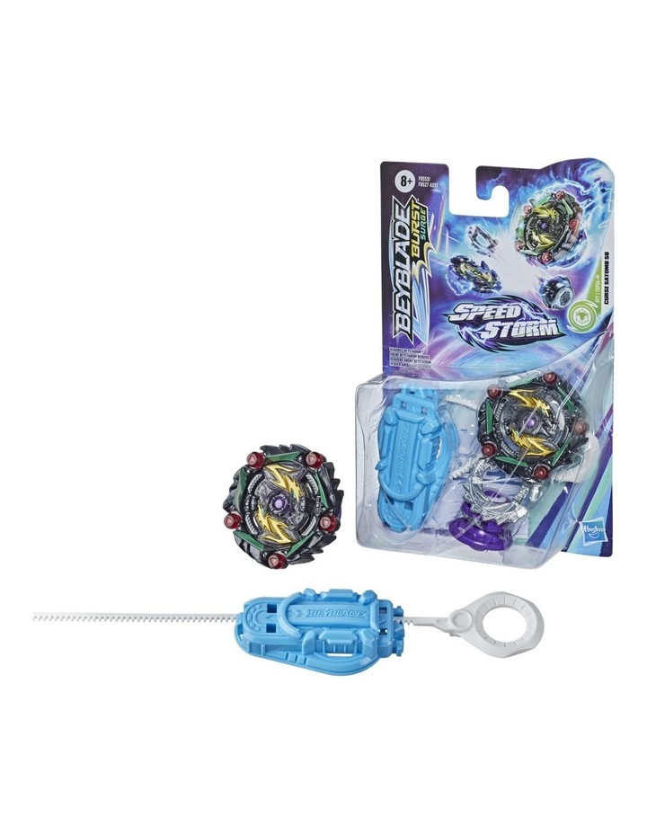 Burst Surge Speedstorm Spinning Top Starter Pack image 1