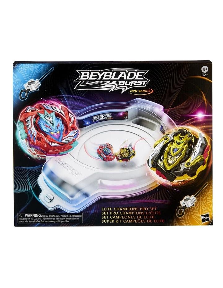 Beyblade Burst Pro Series Elite Champions Pro Set image 1