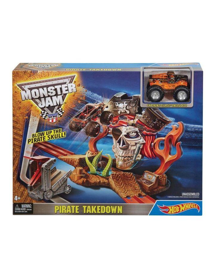 Monster Jam Pirate Takedown image 1