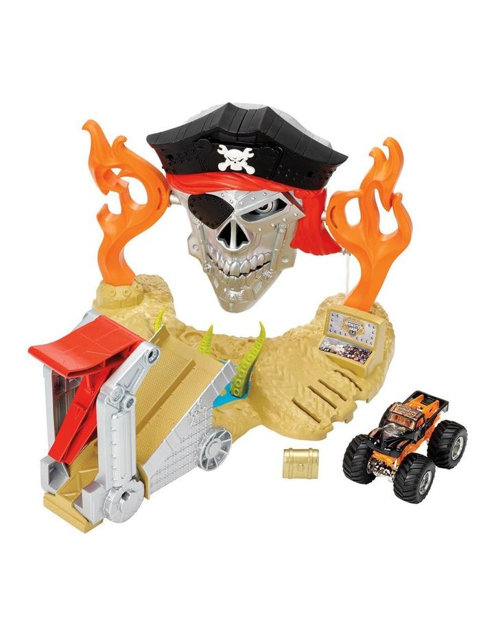 Monster Jam Pirate Takedown image 2