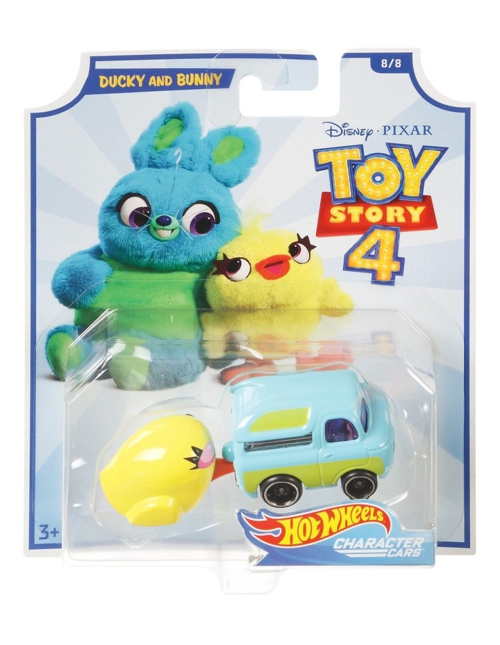 Toy Story 4 Character Cars image 1
