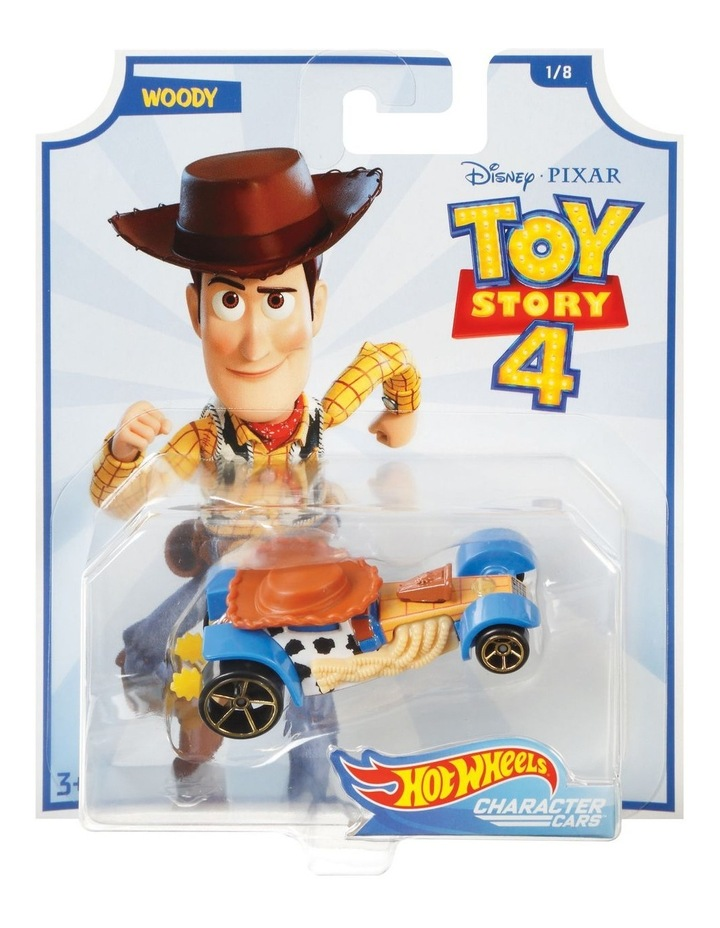 Toy Story 4 Character Cars image 2