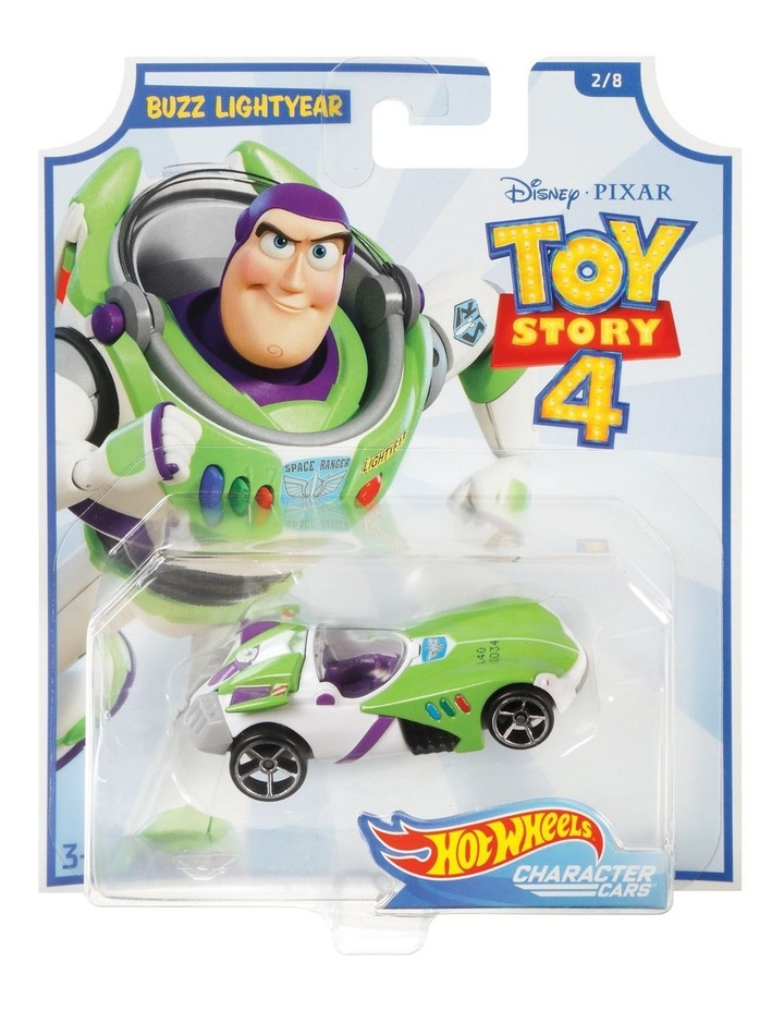 Toy Story 4 Character Cars image 3