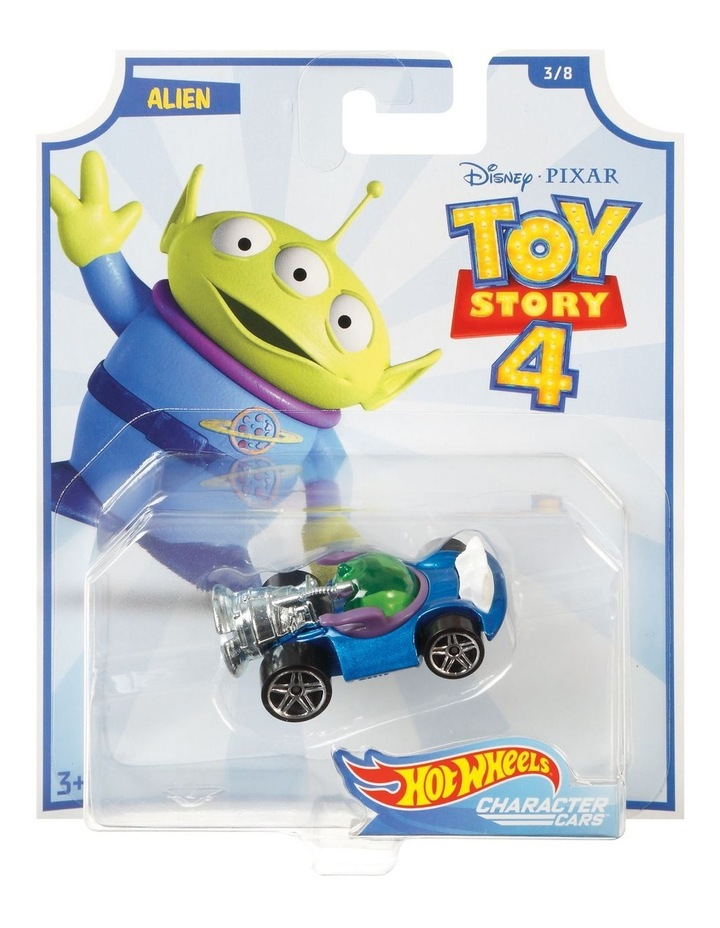 Toy Story 4 Character Cars image 4