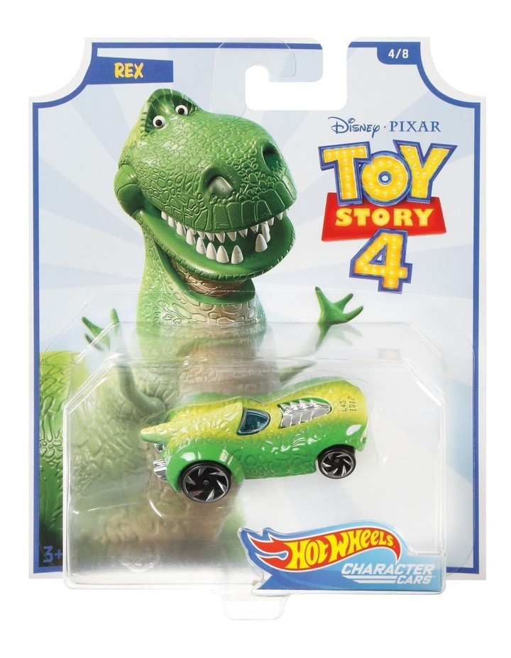Toy Story 4 Character Cars image 5