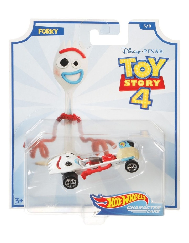 Toy Story 4 Character Cars image 6