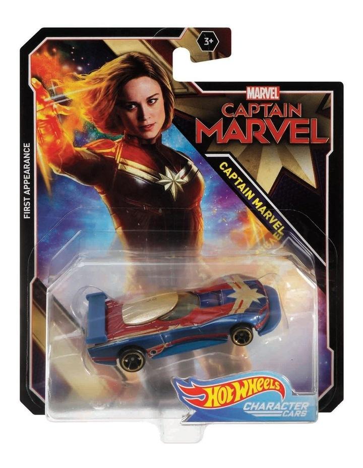 Marvel Character Car Assortment image 1
