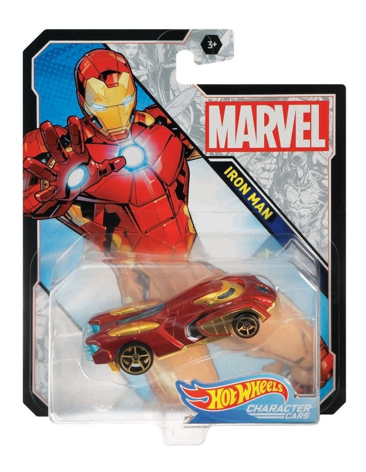 Marvel Character Car Assortment image 5