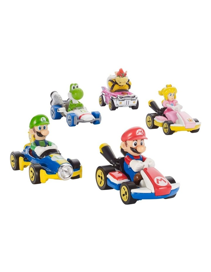 Mario Kart Vehicles Assortment image 1