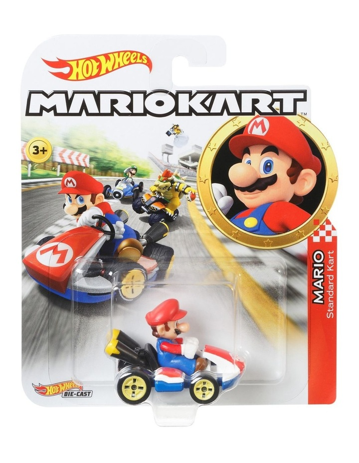 Mario Kart Vehicles Assortment image 2
