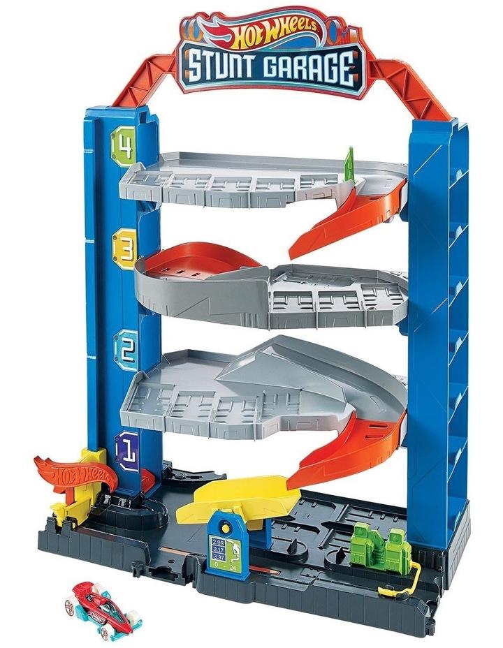 Hot Wheels Stunt Garage Play Set image 2