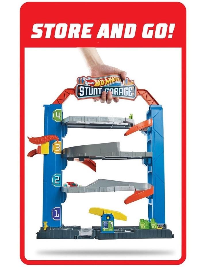 Hot Wheels Stunt Garage Play Set image 3