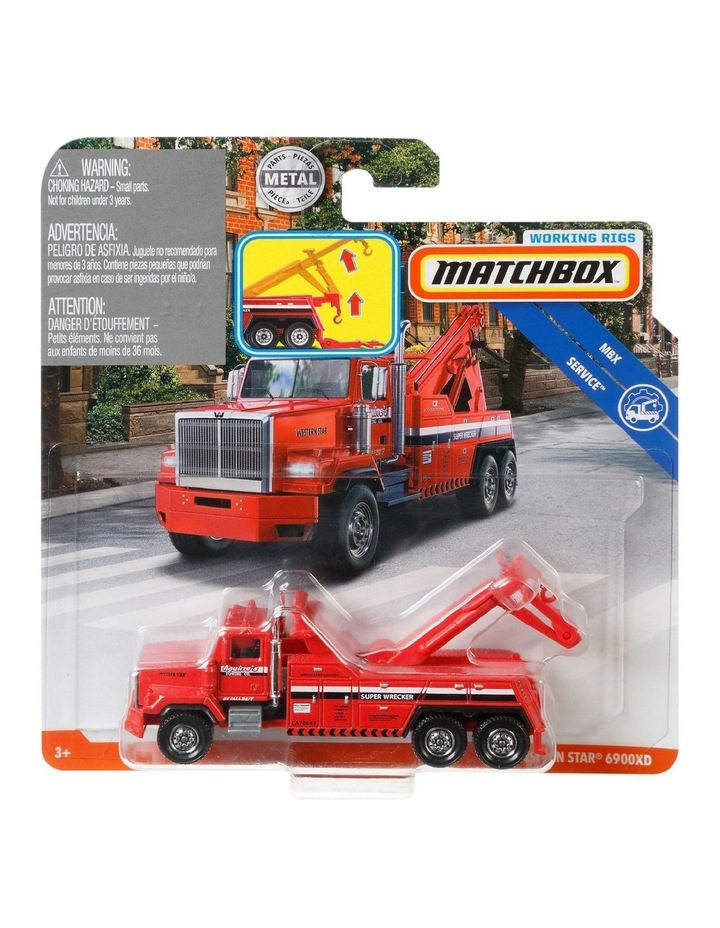 Working Rigs Assortment image 1