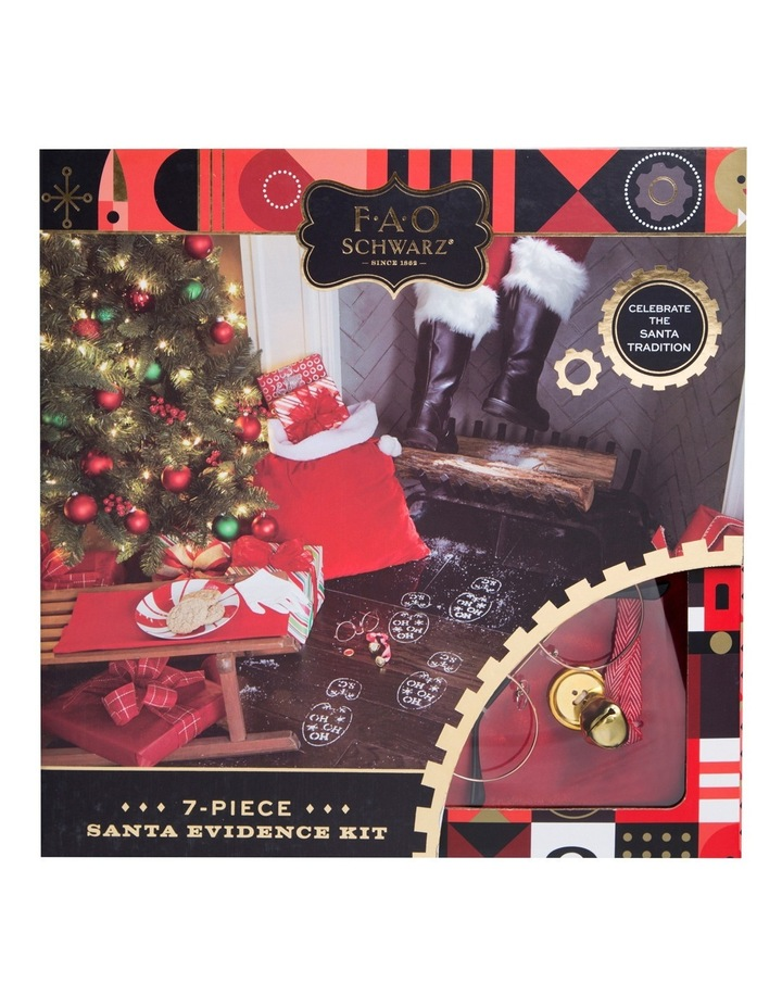 Santa Evidence Kit image 2