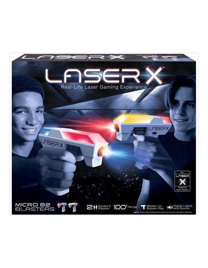 Micro Blaster To Blaster image 1