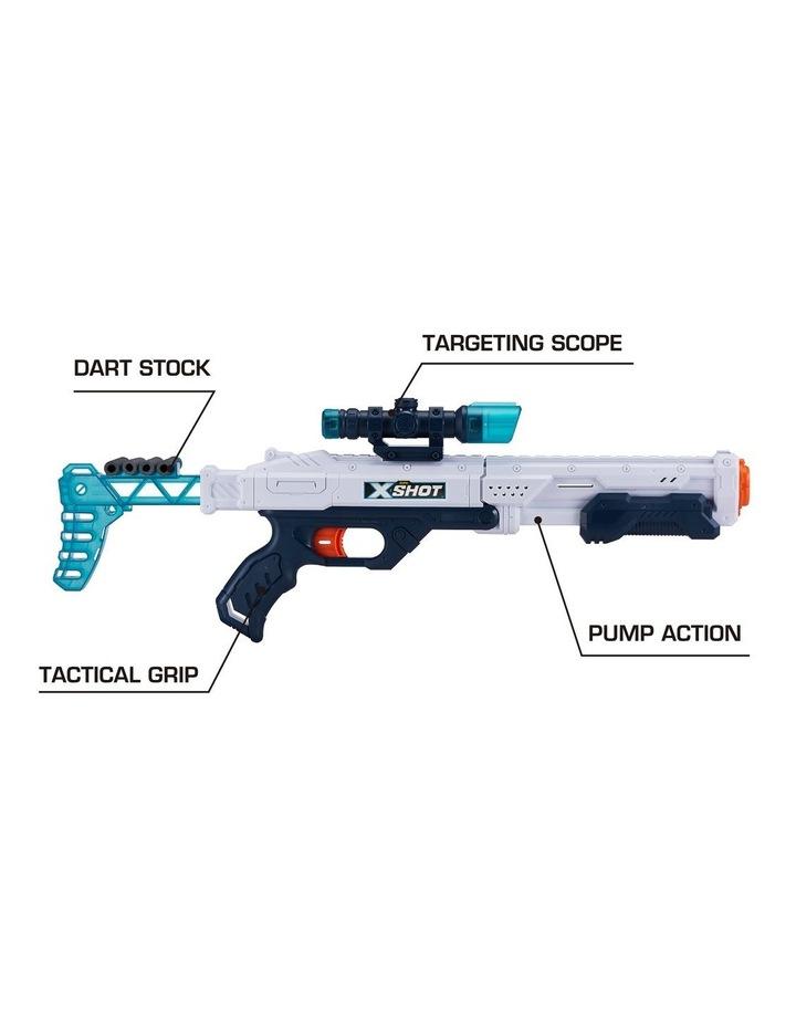X-Shot Excel Hawk Eye Foam Dart Blaster (16 Darts) by ZURU image 2